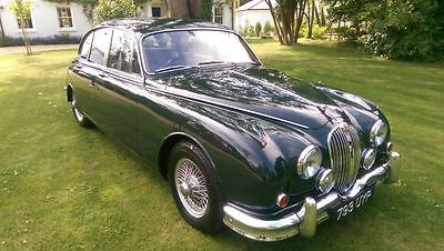 eBay: 1960 Jaguar Mk2 100% Original Matching numbers