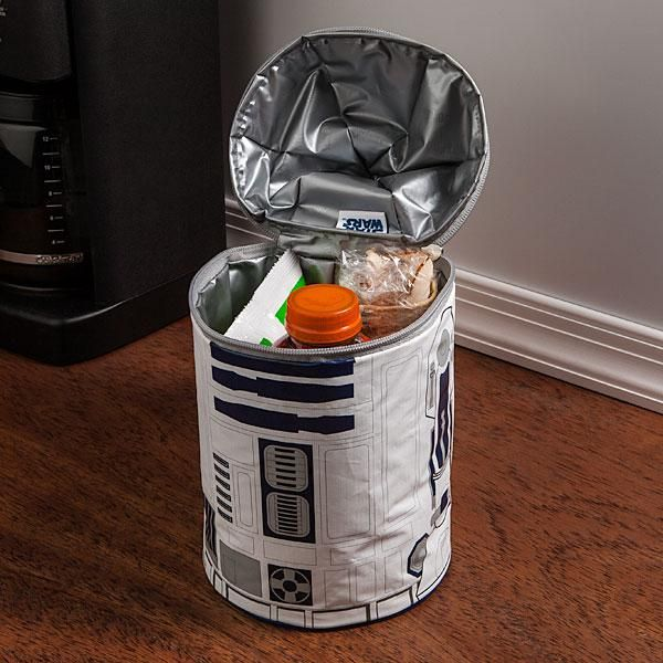 R2 lunch bag
