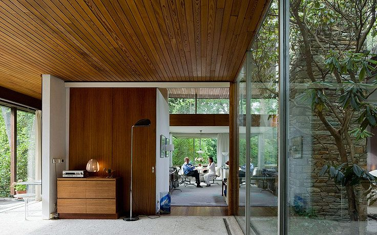 Adventurous Design Quest: Rang House by Richard Neutra