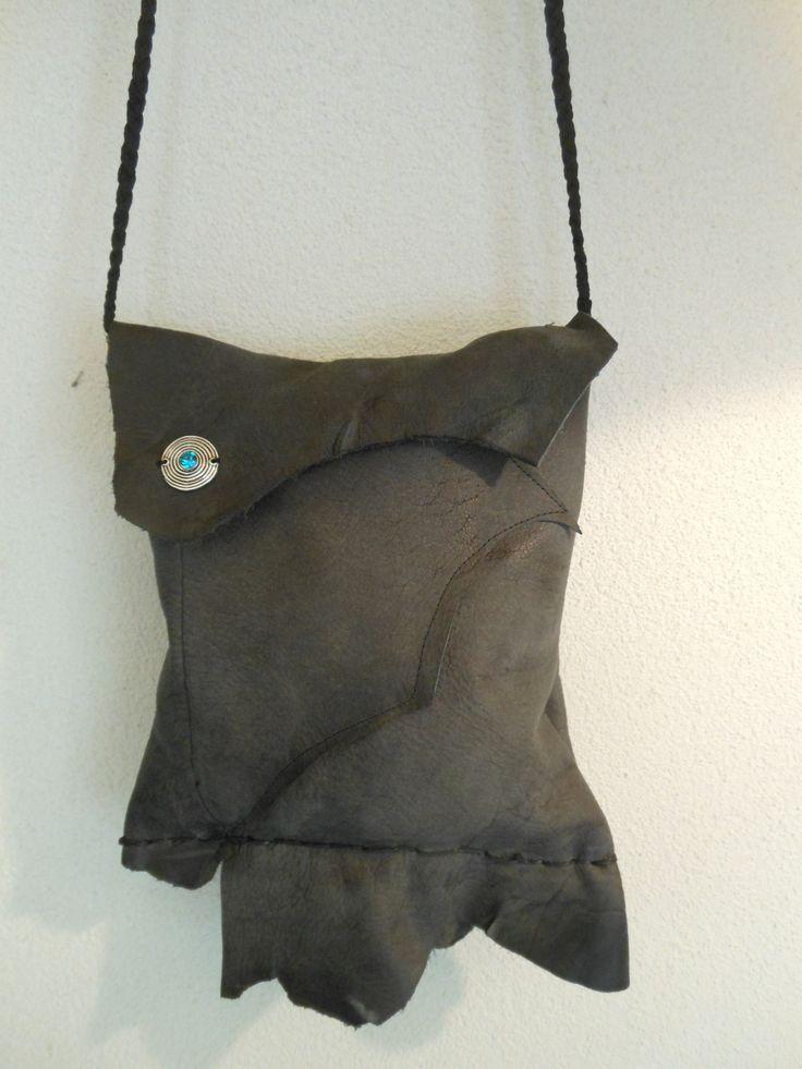 Festival tasje. Ruig model. JANET Handgemaakte tassen op FB.