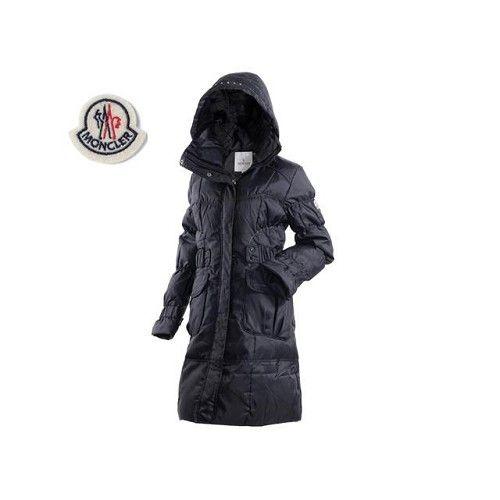 2013 Moncler Women Coats Dark Blue - $210.72 :