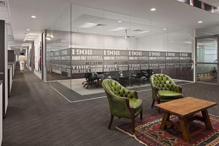 Nike Interior Office Design