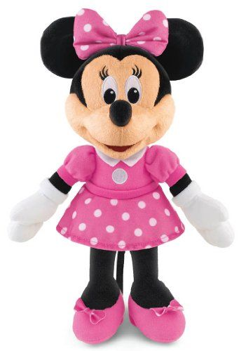 Disney's Sing & Giggle Minnie, 2015 Amazon Top Rated Stuffed Animals & Toys #Toy