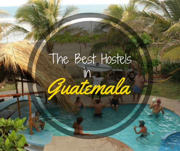 List ofthe best Hostels in Guatemala In this article you will find the best hostels in Antigua; The best hostels in Guatemala City; The best hostels in Flores; Lago de Atilan, Quetzaltenango, Livingston, Coban, El Paredon and San Juan La Laguna. Find the absolute coolest, most unique and most stunning hostels in the beautiful country of Guatemala. So here the list of the best Hostels in Guatemala - here you will find prices, location and reviews. Have fun on your adventure in Guatemala…