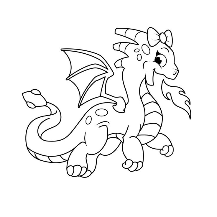 25 best Dragon Coloring Pages images on Pinterest | Children ...