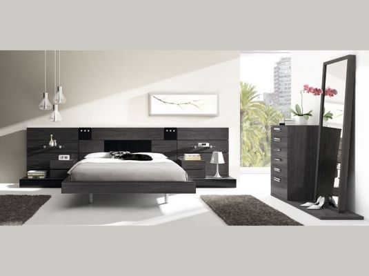 Las 25 mejores ideas sobre recamaras matrimoniales - Muebles dormitorio moderno ...