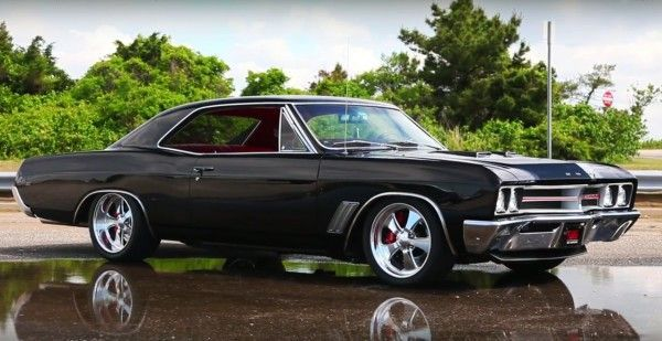 Buick Muscle Car >> 67 Gran Sport 400 The Best Buick Muscle Car Is This The