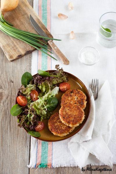 Quinoa&Bulgur Patties
