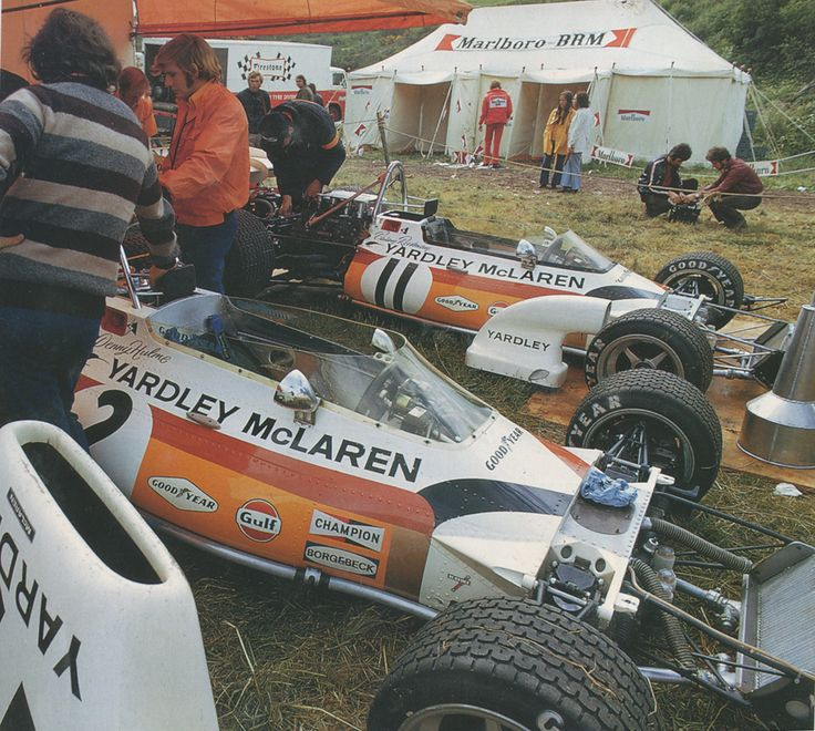 9 best images about formula 1 1970s mclaren on pinterest. Black Bedroom Furniture Sets. Home Design Ideas
