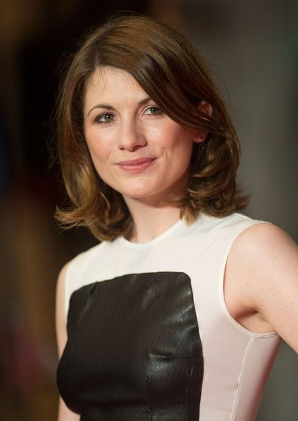 Jodie Whittaker in 56th BFI London Film Festival:  Closing Film Great Expectations