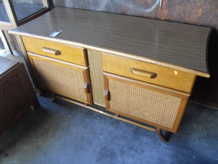 This Rattan Server Would Make A Great Bar For Events It Also Or Buffet Your Dining Area