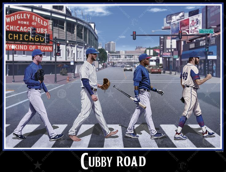 Cubby Road - FAN FAVORITE