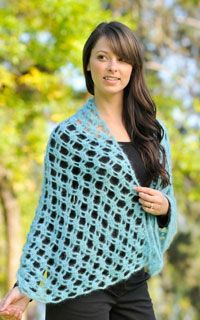 FREE cascade shawl wrap. Beautiful indeed, just divine, thanks so for this share xox