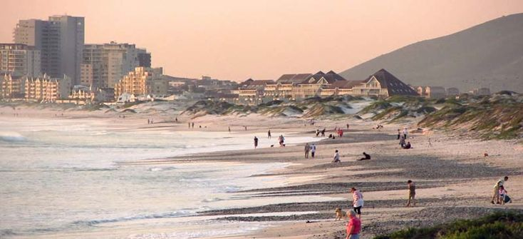 Cape Town named Africa's best beach destination
