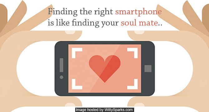 Finding Your Smartphone Soulmate | Witty Sparks