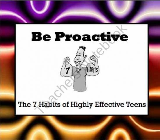 sean covey 7 habits of highly effective teenagers pdf