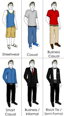 Dress code cocktail wikipedia tom