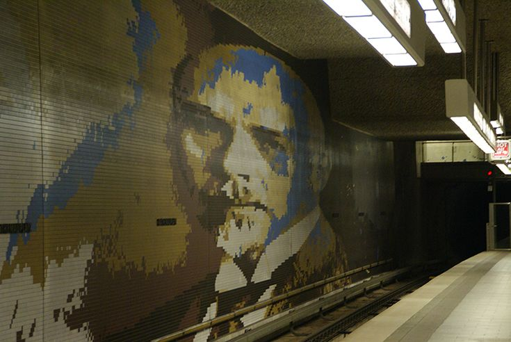 'To Think is to Compare': Walther Rathenau, Trump and Hitler. No historians are seriously suggesting that the Third Reich and the Trump administration are similar phenomena, but that does not mean comparative study of the two cannot shed light on two contrasting periods. Portrait of Walther Rathenau at Rathenauplatz station, Nuremberg (c) Patrik M. Loeff