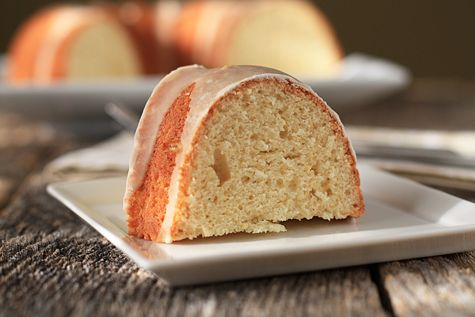 Orange Whipped Cream Cake