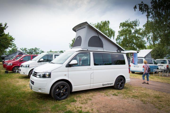 Stories   Der SpaceCamper VW T6 Camping-Ausbau - Reisemobil, Wohnmobil, Campingbus und Alltagsfahrzeug in Darmstadt