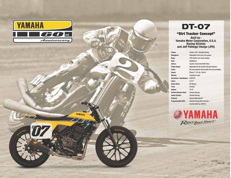 Yamaha FZ-07 DT