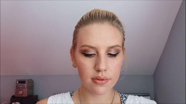 Karamelové líčení / Caramel makeup
