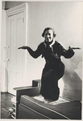 Prentiss Taylor's 1935 photo of Zora Neale Hurston