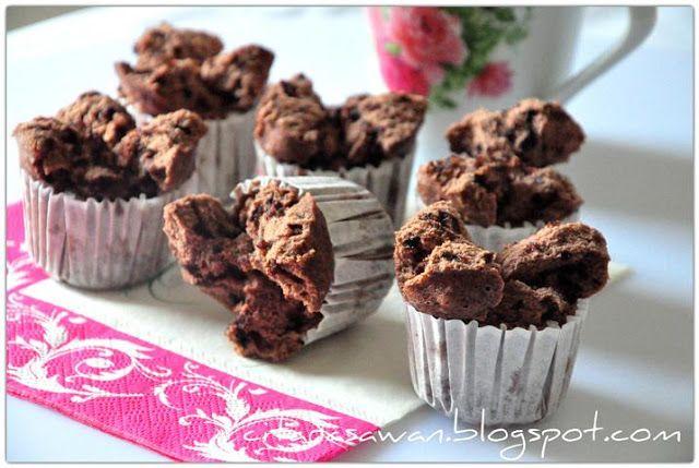 Resipi Citarasawan | Koleksi Resepi Kakwan Apam Kukus Chocolate Rice