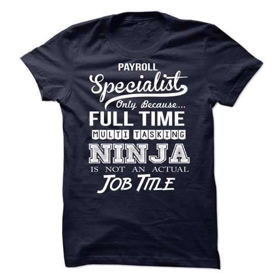 how to become a payroll specialist