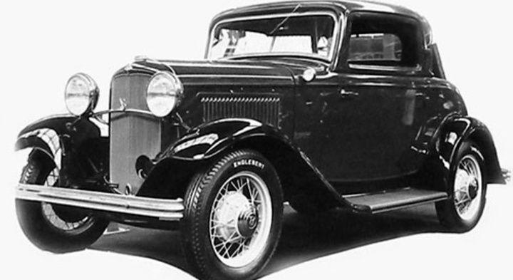 Ford A V8 – Bonnie & Clyde