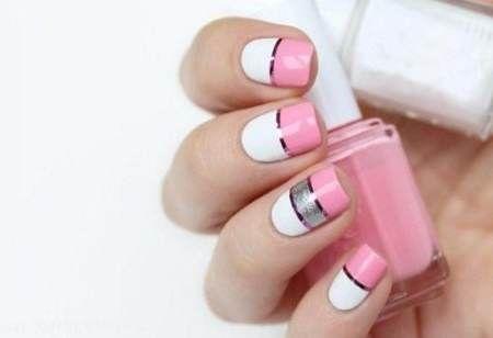 Decoración de uñas esculpidas Fuente:http://decoracionpara.com