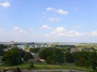 Uitzicht Batavierenweg 30 te Nijmegen