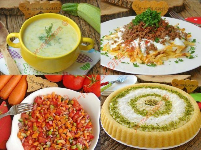 İftar Menüsü (Ramazan 4. Gün) - İftar Menüleri