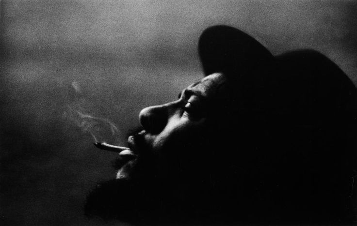 W.Eugene Smith Photographer http://territoriotoxico.wordpress.com/ USA. Jazz musician Thelonious MONK. Circa 1965.
