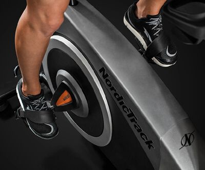 NordicTrack GX 4.4 Pro Upright Bike Review: The GX 4.4 Pro is an upright, or stationary bike, from NordicTrack's series of exercise bikes. This bike is an excellent entry-to-mid-level upright bike that offers a wide variety of workout programming.