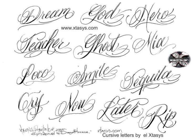 Best 25 Tattoo Fonts For Names Ideas On Pinterest Font