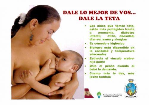 Afiches Lactancia Materna