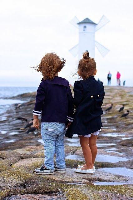 Photography: Children, Nautical Style