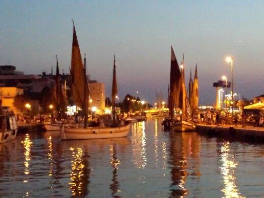 Barca Saraceni Igea Marina Italie