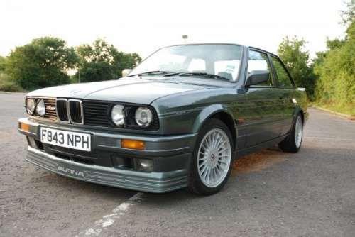 Очень редкая BMW E30 Alpina C2 2.7  выставлен на продажу. Даже очень очень редкая BMW E30 Alpina C2 2. 7 из 1988 года совсем скоро будет продан через аукцион Silverstone Auctions в Великобритании. Автомобиль мощнее, чем E30 M3, но, как ожидается, найдет своего владельца за меньшую цену, чем в насто�