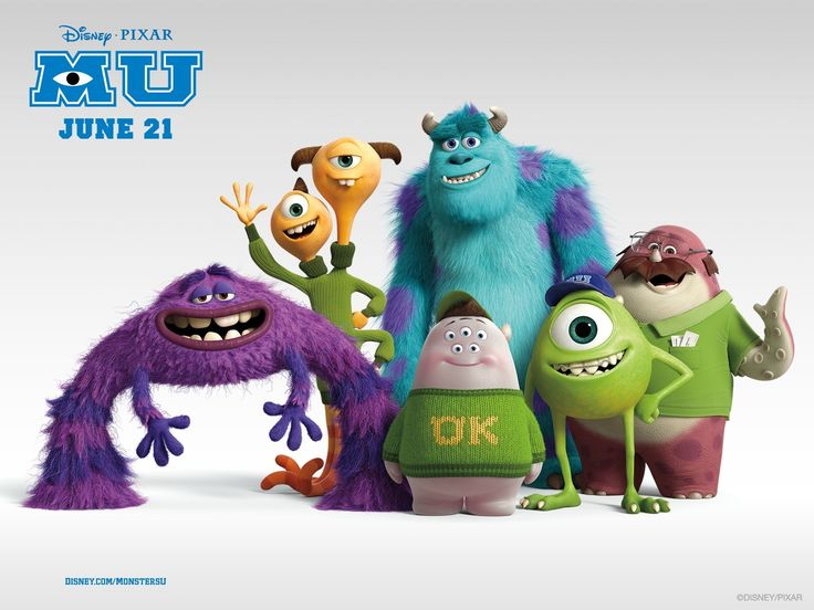 monsters university film pinterest voltagebd Gallery