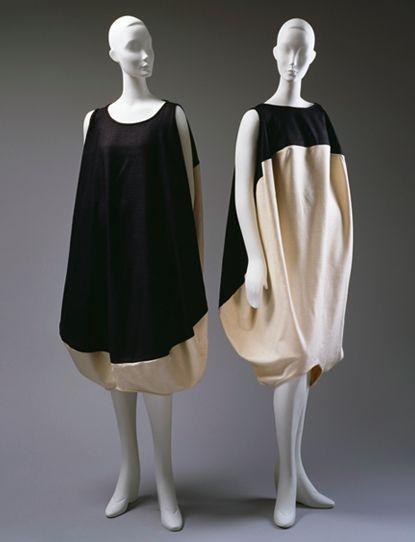 circle Packing Dress, Isabel Toledo SS98