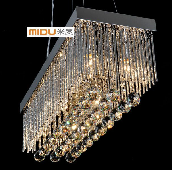 70*25*27CM,Modern First Class K9 Crystal Chandelier Lamp,The