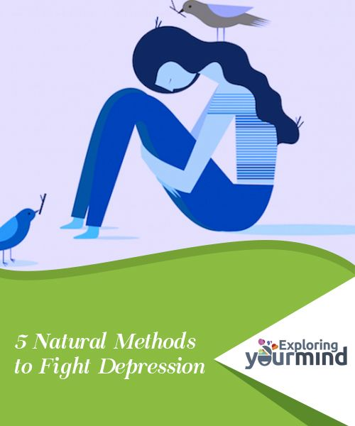 5 #Natural Methods to Fight Depression  #Depression is a multi-factorial condition. This #means that its appearance and the impact it has on the life of the individual who suffers from it are influenced by many factors. That's why, in order to fight depression, the best thing to do is to attack it from #different sides…