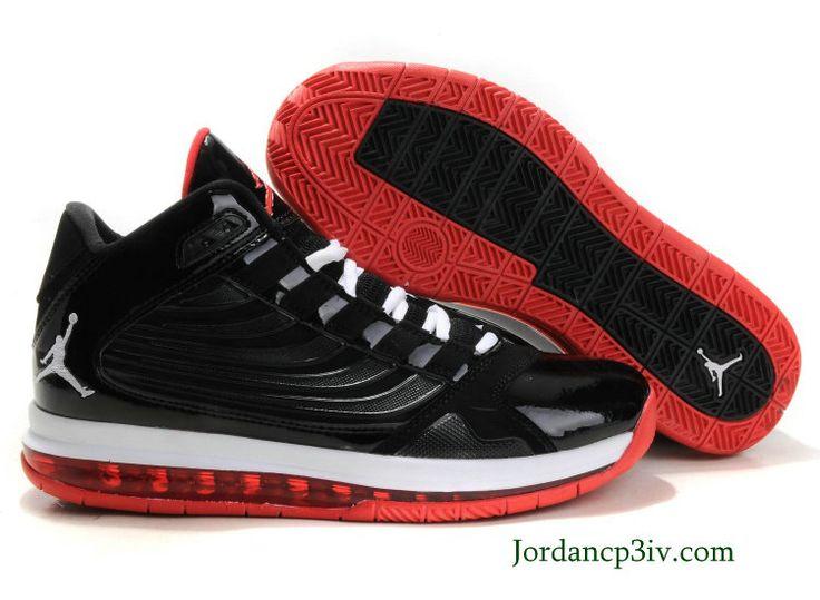 Jordan Big Ups Black White - Varsity Red 467893-001 Basketball Shoes  $64.99. Jordan Shoes OnlineAir Jordan ShoesNike FashionCheap ...