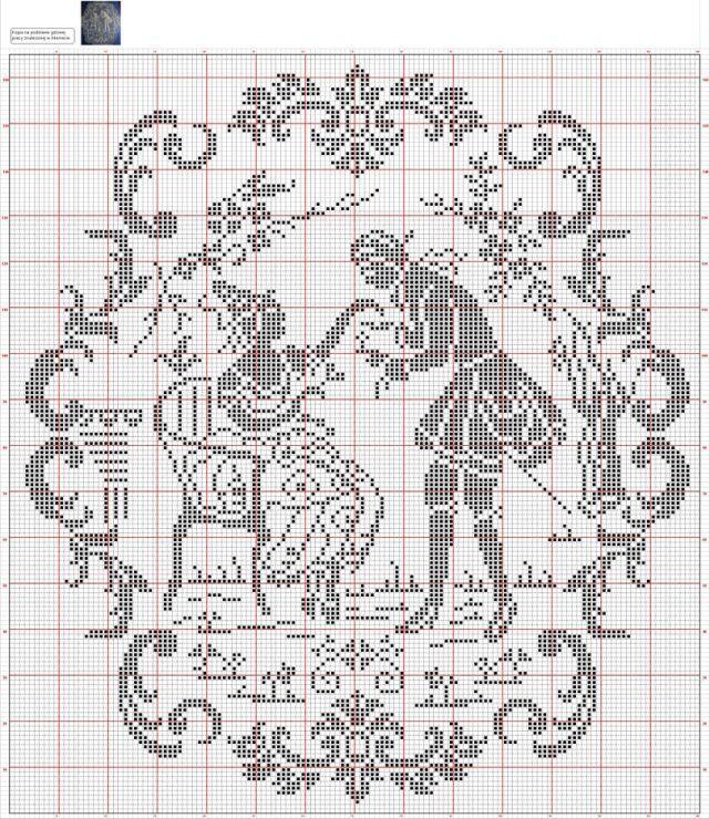 e0b9aab5c71717a64f711948c9c66096--filet-crochet-monochrome.jpg (641×740)