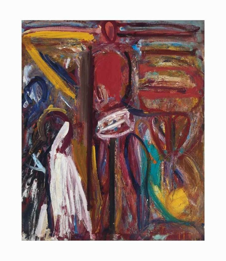 Robert De Niro, Sr. (1922-1993) Crucifixion