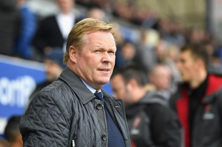 JUST IN : Everton kicks out Ronald Koeman as coach