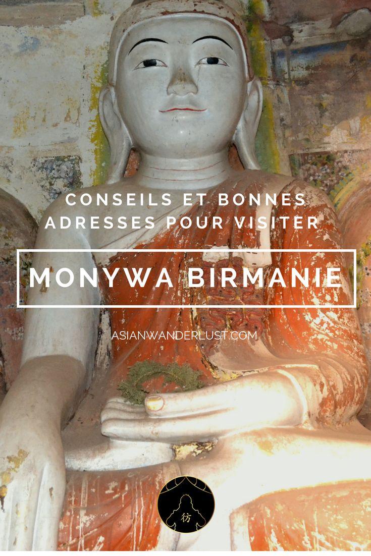 Monywa Birmanie - Conseils et bonnes adresses pour visiter Monywa en Birmanie