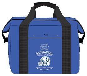 Indianapolis Colts Super Bowl 41 Champ 12 Pack Kooler Bag